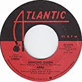 """Music : ABBA: Dancing Queen / That's Me 7"""" 45 VG++ Canada Atlantic AT 3372"""