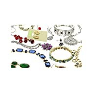 Assorted 1928 Fashion Jewelry Mystery Package Three Earrings (combined retail value $50.00)