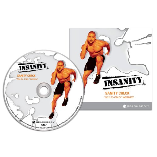 INSANITY Sanity Check DVD Workout: An Introduction to INSANITY by Beachbody