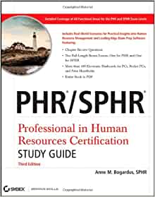 PHR/SPHR Audio Study Guide! - audible.com