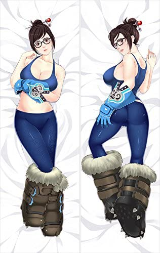 AJAH Overwatch − Tracer Body Pillow