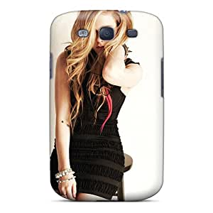 High Impact Dirt/shock Proof Case Cover For Galaxy S3 (avril Lavigne 46)