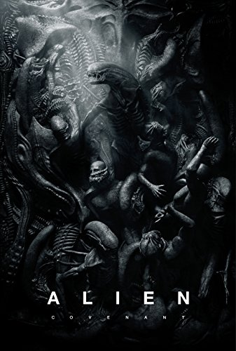 Poster Alien Covenant Movie