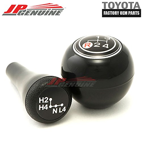 Genuine OEM Toyota Land Cruiser Fj40 Bj40 Shift Lever + Gear Selection Knob (Cruiser Fj40 Toyota)