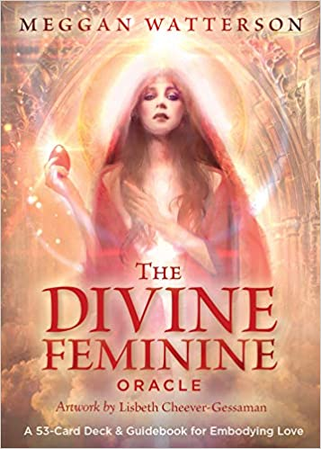 amazon the divine feminine oracle a 53 card deck guidebook for