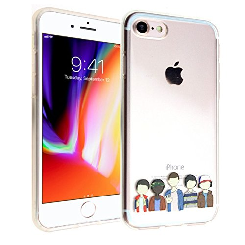 size 40 5b5e2 245a7 iPhone 6 6S CASEMPIRE Stranger Things Cartoon Characters Durable TPU Case  Shock Proof Never Fade Slim Fit Cover for Apple iPhone 6 6S - Stranger ...