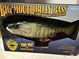 Gemmy Inflatables Holiday G08 47957 Big Mouth Billy Bass 15th Anniversary Be Happy Decor