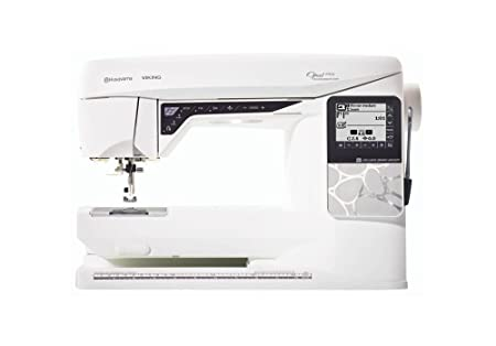 husqvarna viking opal 690q sewing machine amazon co uk kitchen home rh amazon co uk husqvarna viking 200 sewing machine manual husqvarna viking 200 sewing machine manual
