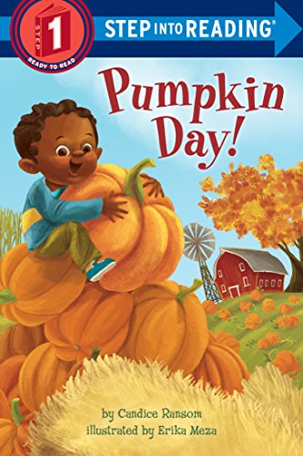 Pumpkin Day! (Step into Reading) for $<!---->
