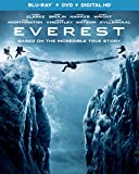 Everest (Blu-ray + DVD + DIGITAL HD)