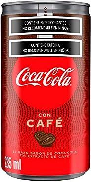 Coca-Cola con Café, 8 Pack - 235 ml/lata