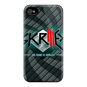 Shock Absorbent Cell-phone Hard Cover For Iphone 6 With Custom Attractive Skrillex Series JonathanMaedel