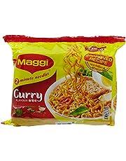 Maggi 2-Min Curry Noodles, 5 x 79g