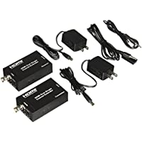 Monoprice Blackbird HDMI Extender over Single 100m Coaxial with Bi-Directional IR Support