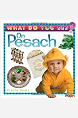 What do You See on Pesach Board book