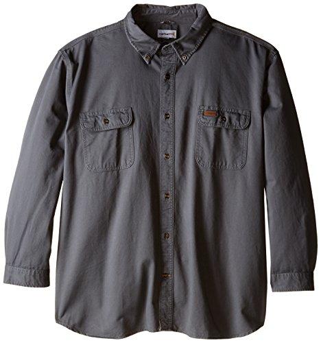 Carhartt mens Big & Tall Oakman Work Shirt S09