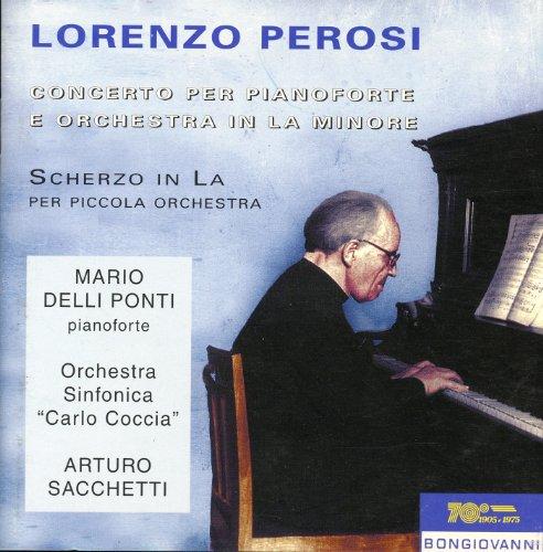 Perosi: Piano Concerto in A Minor