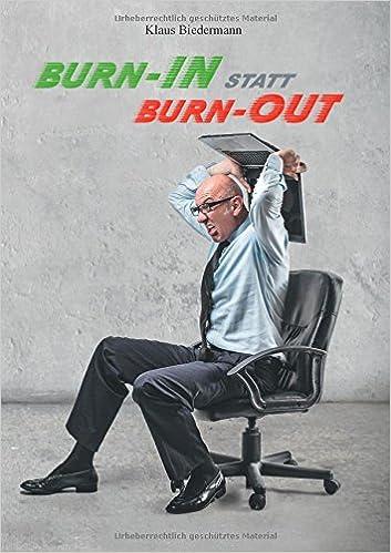 Cover des Buchs: Burn-In statt Burn-Out: Wie Sie wieder in Balance kommen