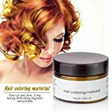 MOFAJANG Natural Hair Wax Color Styling Cream