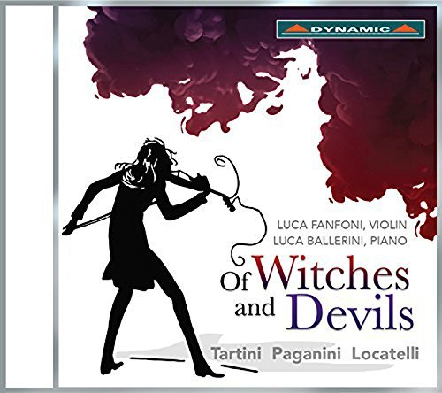 (Of Witches and Devils by Luca Ballerini)