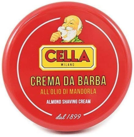 Cella Crema Da Barba Shaving Cream / Soap (150 g)