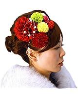 髪飾り 女性レディース選べる髪飾り8本セット 14タイプ/
