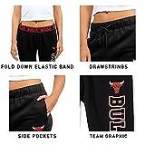 Ultra Game Women's NBA Jogger Pants Active Basic
