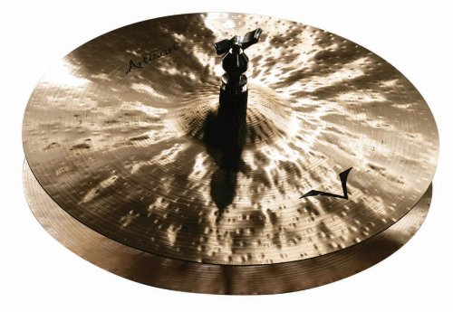 Sabian 14-Inch Vault Artisan Hi-Hat (Sabian Vault Hi Hat Cymbals)