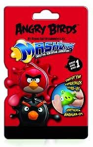 Angry Birds 035096 Mash'ems Serie 1 - Pelota para despachurrar