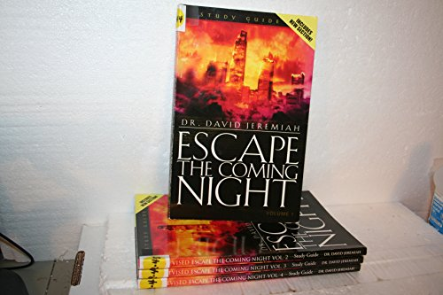 Escape the Coming Night Study Guides, Volumes 1-4