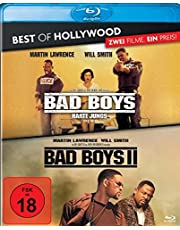 Bad Boys - Harte Jungs/Bad Boys 2 - Best of Hollywood/2 Movie Collector's Pack [Blu-ray]