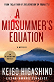 A Midsummer's Equation: A Detective Galileo Mystery (Detective Galileo Series)