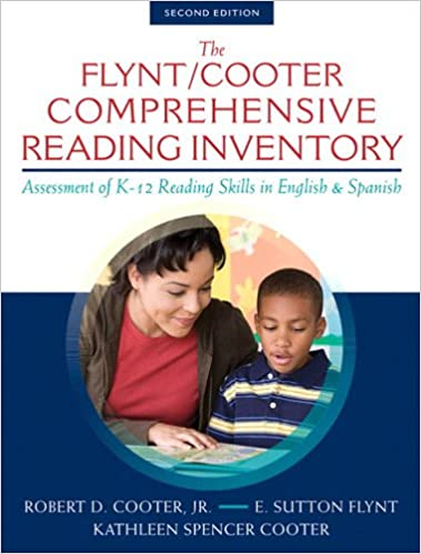 Amazon the flyntcooter comprehensive reading inventory the flyntcooter comprehensive reading inventory assessment of k 12 reading skills in english spanish 2nd edition kindle edition fandeluxe Choice Image