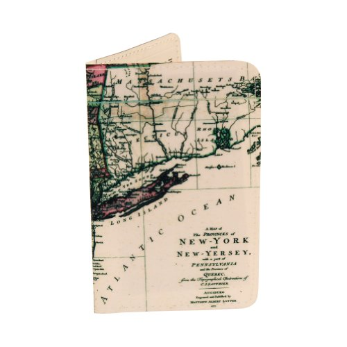 Provinces Of New York Gift Card Holder   Wallet