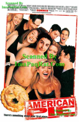 American Pie: There's Something Special about your 1st piece: Great Original Photo Movie Print