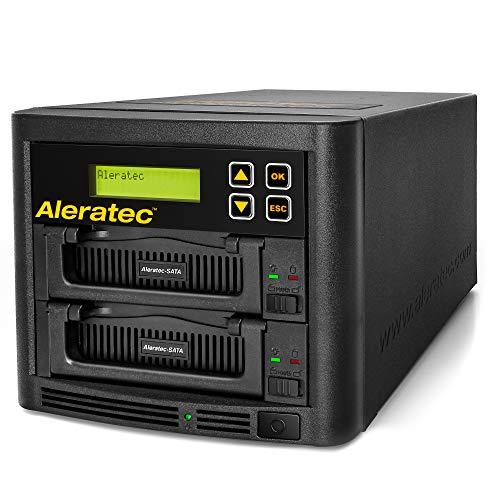 Aleratec 1:1 HDD Copy Cruiser IDE/SATA Hard Disk Drive Duplicator and Sanitizer