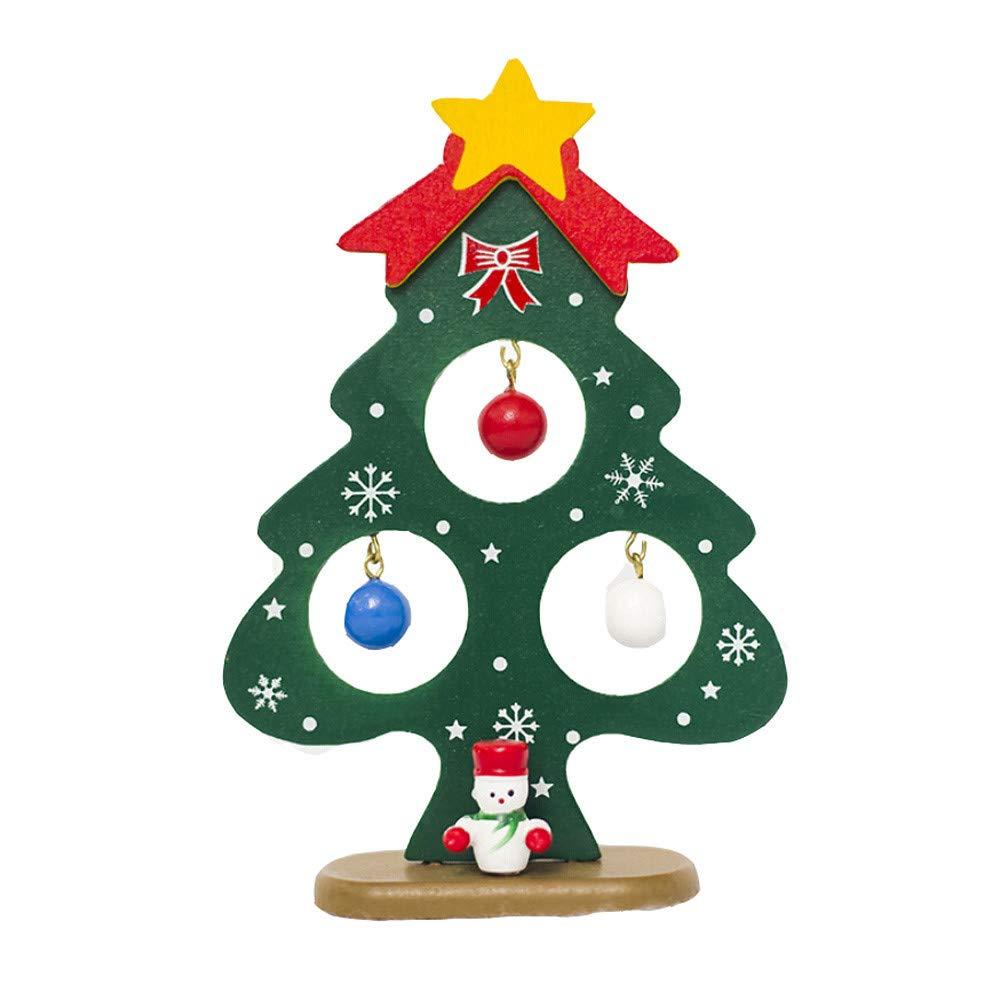 ODJOY-FAN Weihnachtenbaum Dekorationen, Weihnachten Zuhause ...