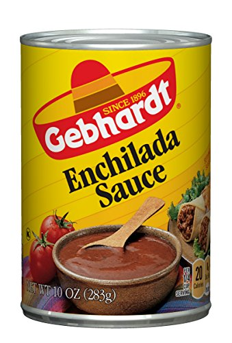(Gebhardt Enchilada Sauce, 10 ounces)