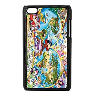 CHENGUOHONG Phone CaseDisney All Charators Pattern For Apple Iphone 6 Plus 5.5 inch screen Cases -PATTERN-5