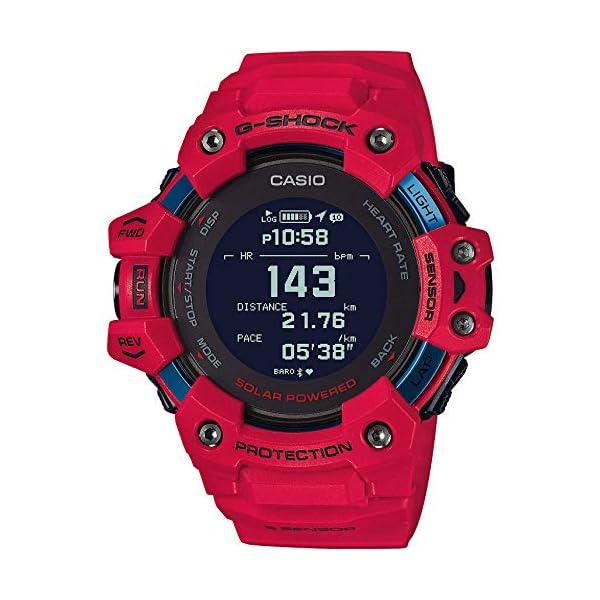 Casio G-Shock G-Squad - Reloj GBD-H1000-4ER, 2020 4