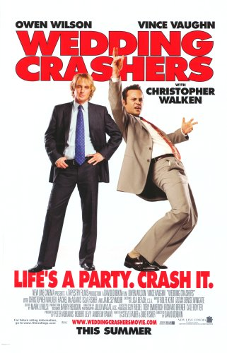 Wedding Crashers  11 x 17 Movie Poster (Wedding Poster)