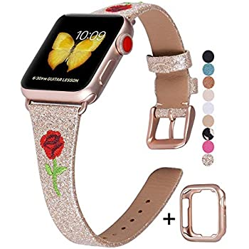 Amazon.com: Printcase Compatible with Apple Watch Band 42