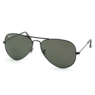 Amazon.com: Ray-Ban RB 3025 002 – 58 58 unisex Aviator Large ...