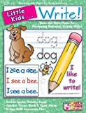 Little Kids ... Write!, Scholastic, Inc. Staff, 0439549566
