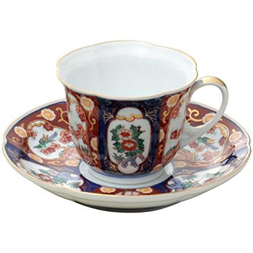Arita Imari Phoenix coffee Wansara (Imari Coffee Saucer)
