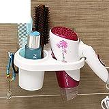 Hair Toilet-free Dryer Rack Bathroom Storage Rack Wall Duct Dryer Rack-A