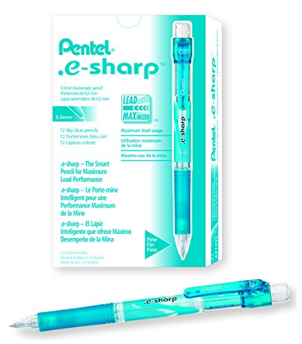 Pentel e Sharp Mechanical Pencil AZ125S product image