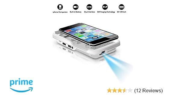 Amazon Mini Portable Projector For Iphone Mobile Cinema Home