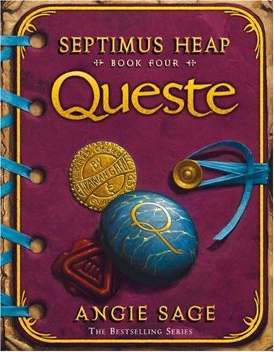 Septimus Heap: Book Four: Queste