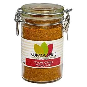 Ground Thai Chili : Spicy : Dried Herb Kosher (1.5oz.)